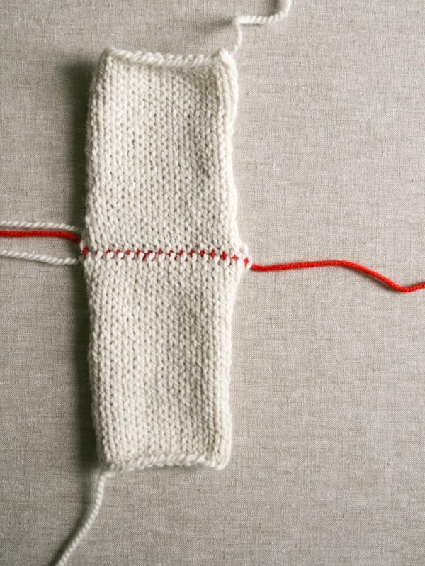 Knitting Binding Off Last Stitch : 3-Needle Bind Off Purl Soho