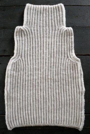 Brioche Vest | Purl Soho