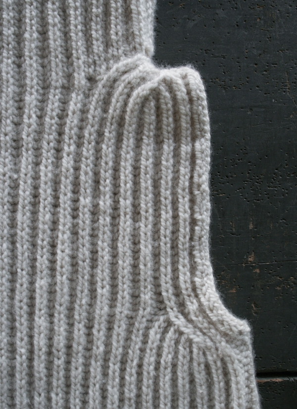 Brioche Stitch: Basic Decrease | Purl Soho