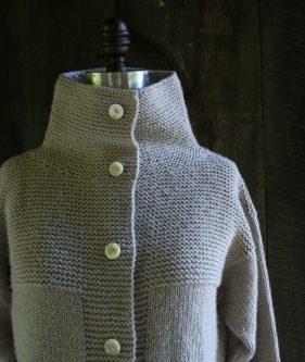 Purl Soho Cardigan Coat + Vest