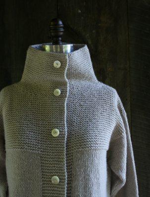Cardigan Coat + Vest | Purl Soho