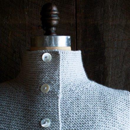 Purl Soho Cardigan Coat + Vest | Purl Soho