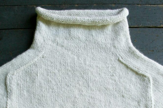 The Purl Soho Pullover in Purl Soho's NEW Worsted Twist! | Purl Soho