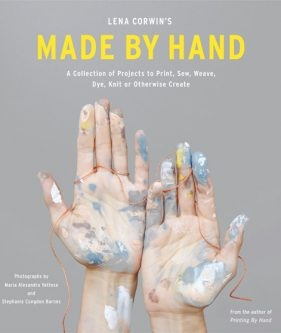 New Book! Lena Corwin's Made by Hand
