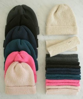Hat + Hand Warmers for Beginners