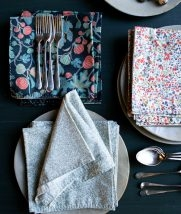 Running Stitch Napkins | Purl Soho