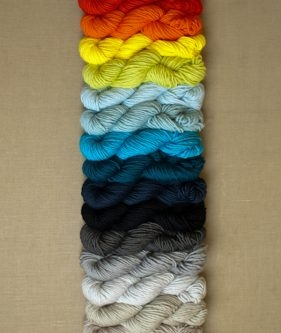 New Colors of Super Soft Merino!