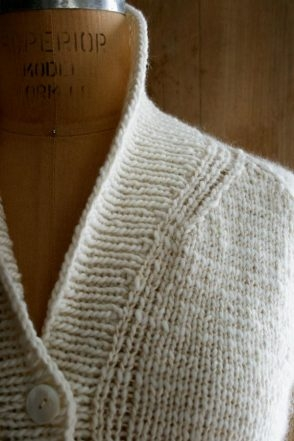 New Treeline Striped Cardigan | Purl Soho