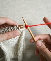 3-Needle Bind Off | Purl Soho