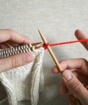 3-Needle Bind Off | Purl Soho