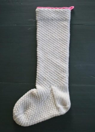 Heirloom Christmas Stocking | Purl Soho