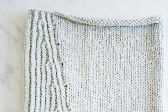 Alpaca Cowl Knitting Pattern : Structured Alpaca Cowl in Purl Soho s New Alpaca Pure ...