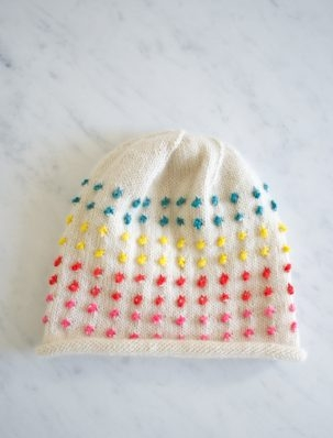 Button Candy Hat | Purl Soho