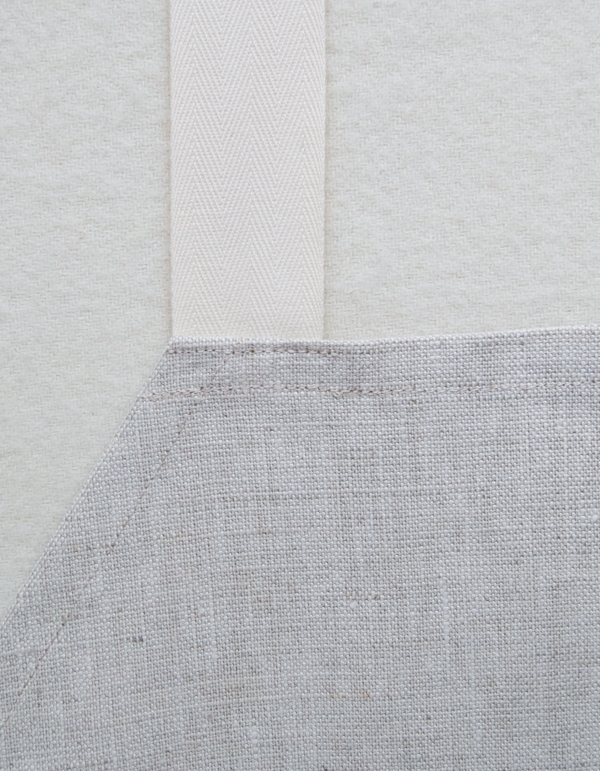 Simple Linen Apron | Purl Soho