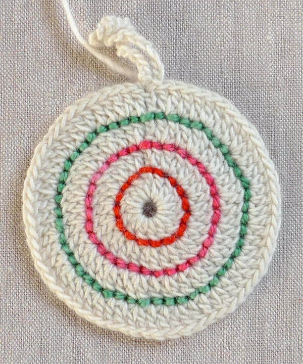 Crochet Candy Ornaments | Purl Soho