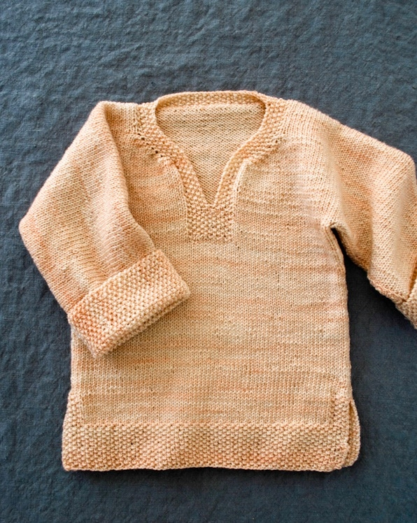 Easy Pullover for Babies, Toddlers + Kids. Now in Three New Sizes!