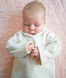 Fleece Baby Jumpsuit