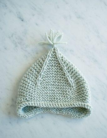 744059e2ca5 Garter Ear Flap Hat