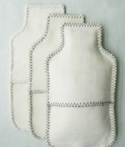 Felted Wool Hot Water Bottle Cover | Purl Soho