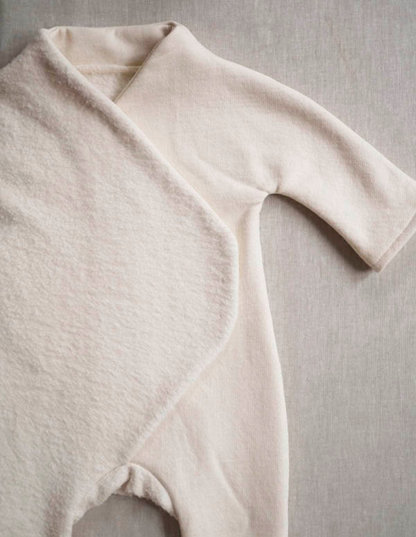 Fleece Baby Jumpsuit | Purl Soho