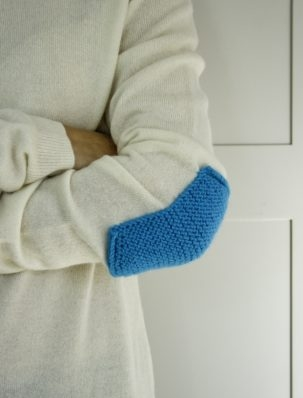 Knit Elbow Patches   Purl Soho