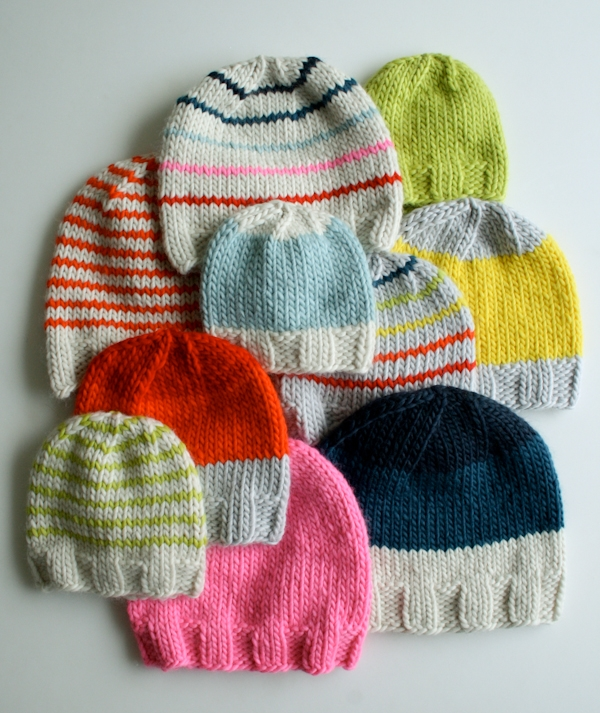 Super Soft Merino Hats for Everyone!
