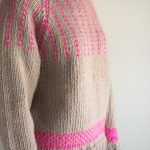 Friendly Fair Isle Sweater