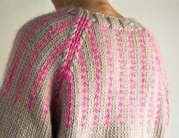 Friendly Fair Isle Sweater | Purl Soho