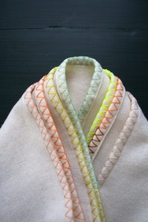 Ombre Edge Throw | Purl Soho