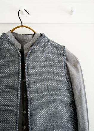 Quilted Vest | Purl Soho