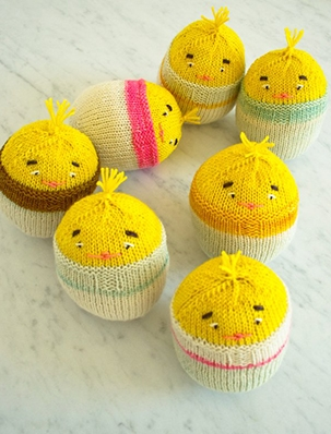 Chick-in-an-Egg | Purl Soho