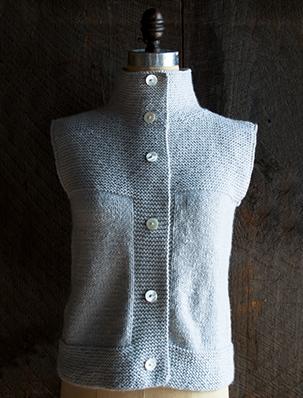 Purl Soho Cardigan Vest | Purl Soho