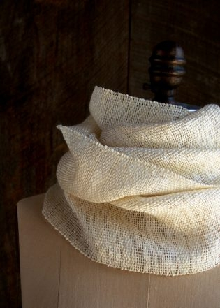 Woven Pearl Cowl | Purl Soho
