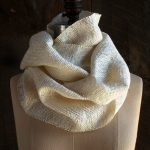 Woven Pearl Cowl