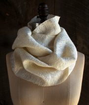 Woven Pearl Cowl | Purl Soho