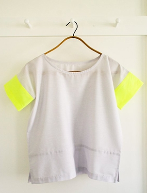 Boxy Tee Three Ways | Purl Soho