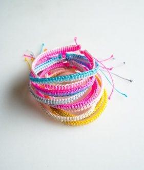 Breezy Friendship Bracelets
