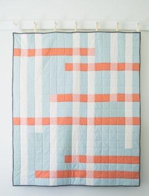 Crossroads Quilt | Purl Soho