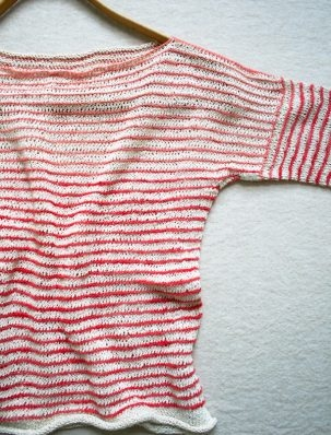 Striped Summer Shirt | Purl Soho