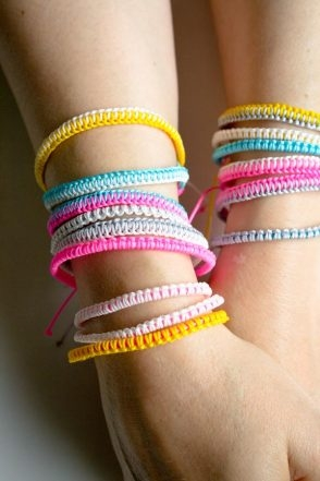 Breezy Friendship Bracelets | Purl Soho