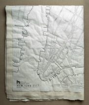 New! DIY Map Quilt Patterns from Haptic Lab | Purl Soho