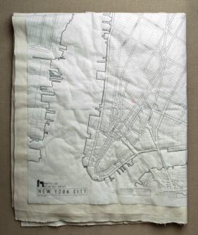 New! DIY Map Quilt Patterns from Haptic Lab