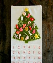 Christmas in July! Our Advent Calendar Kit and Pattern | Purl Soho