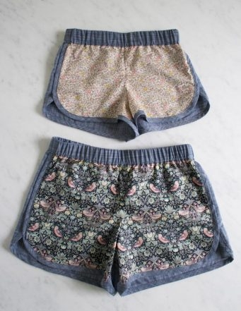 City Gym Shorts for All Ages | Purl Soho
