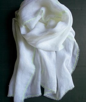 Linen Gauze Wrap
