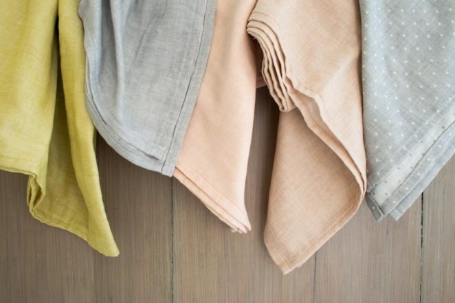Double Gauze Swaddling Blankets | Purl Soho