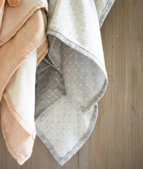 Double Gauze Swaddling Blankets