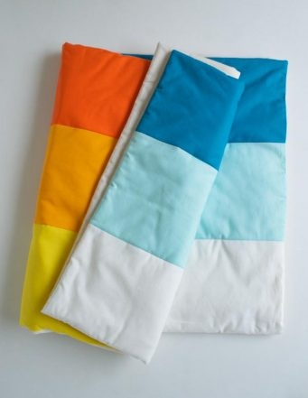 Super Easy Sewn Blanket for Beginners | Purl Soho