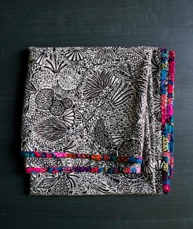 Edged Liberty Scarves