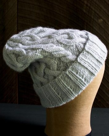 5c2d018e50b Traveling Cable Hat